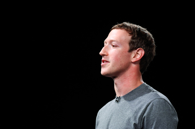 founder of facebook